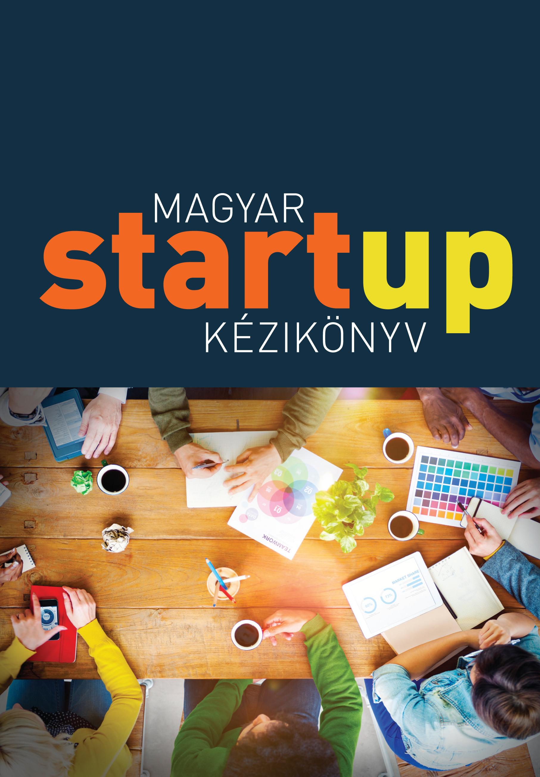 Magyar startup kézikönyv