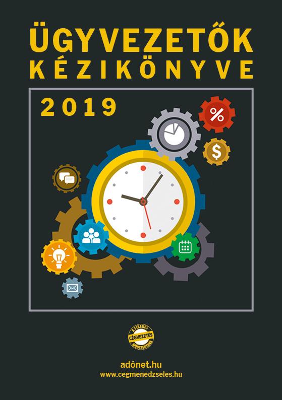 Ügyvezetők kézikönyve 2019